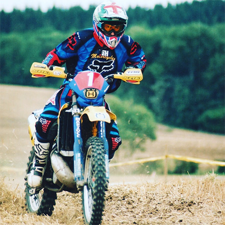 Chris Hockey - Husqvarna
