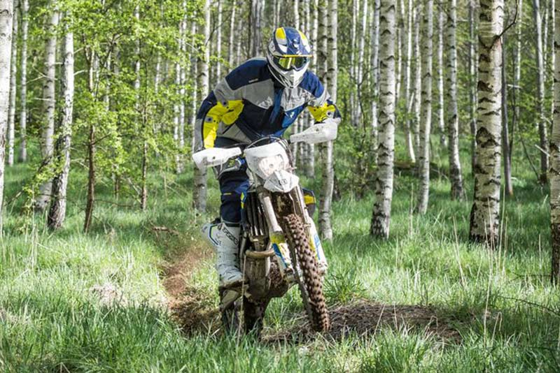 Husqvarna Off Road Tryouts, UK