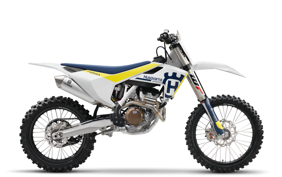 Husqvarna FC 250 MX Bike - Off Road Tryouts