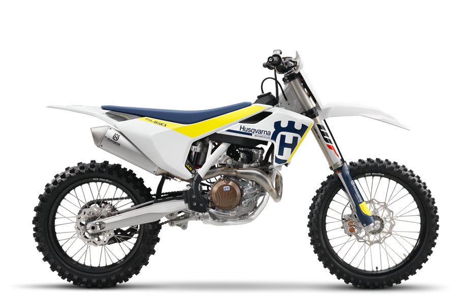 Husqvarna FC 450 MX Bike - Off Road Tryouts