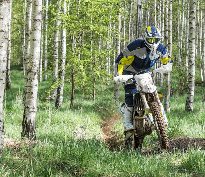 Husqvarna Offroad Try Out - MX Bikes