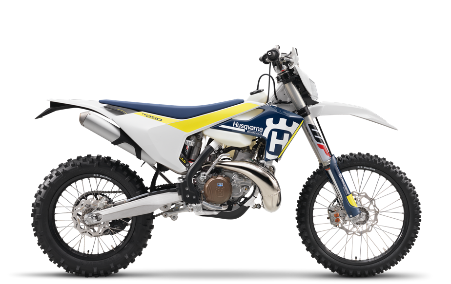 Husqvarna TE 250 Enduro Bike