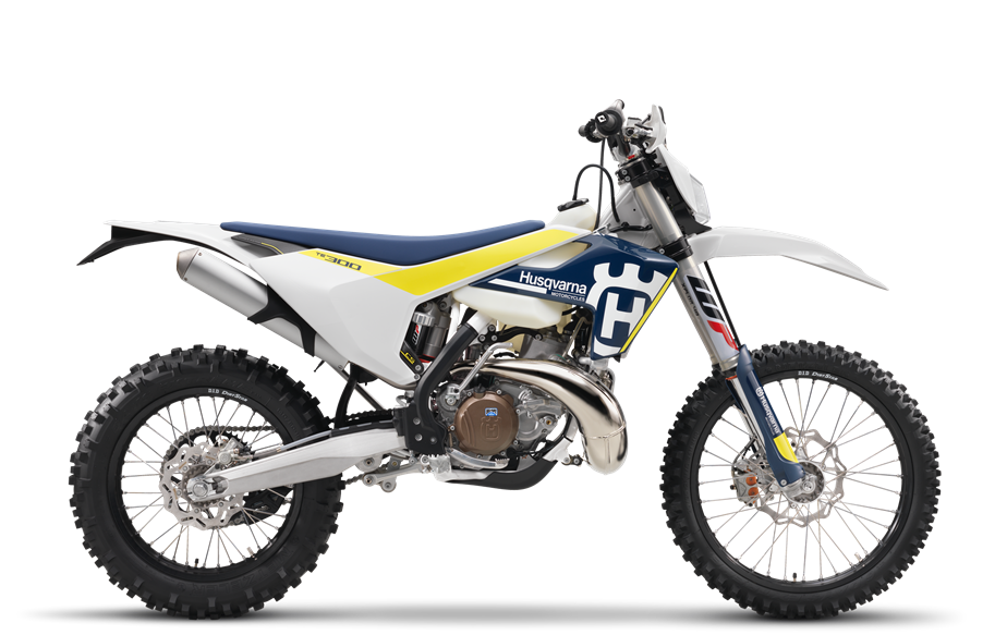 Husqvarna TE 300 Enduro Bike