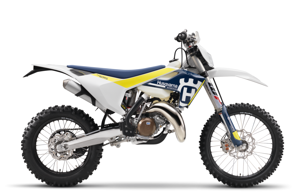 Husqvarna TX 125 Enduro Bike