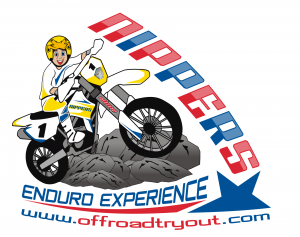 Nippers Enduro Experience logo