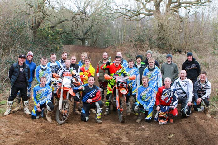 Enduro Bootcamp - Husqvarna Off Road Tryouts