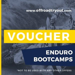 Enduro Bootcamp Vouchers